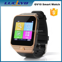 high quality waterproof wifi bluetooth android smart watch phone mobile