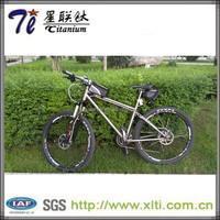 Titanium Cyclocross Frame