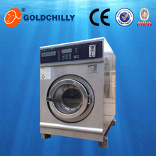 High quality 10kg, 15kg, 20kg, 25kg Industrial coin operated washing machine,washer dryer electril,steam for sale