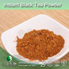 good water solubility 100% natural instant black tea extract powder
