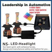 Car led headlight kit /auto parts /car accessories for 9004/9007 9005 9006 9012 H4 H/L