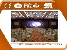 ABT P4 Carbon fiber P4 Concert / Meeting HD indoor led display screen