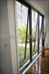 aluminium styles of double glazed windows for homes