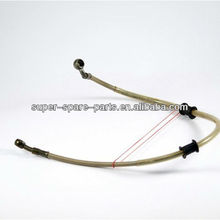 China cheap rubber motorcycle brake hose assembly