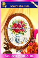 handicraft cross stitch supplies wholesale flowers embroidery