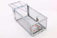Humane rat mouse trap cage, rats and mice cage