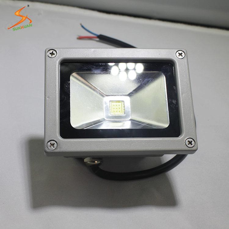 Заводская цена IP65 Водонепроницаемый 10 Вт нержавеющей стали стоять led spot и прожектор