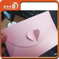 2015 Package series recyclable gift brown kraft paper envelope