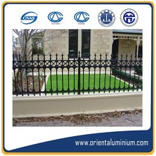 factory direct different aluminum fence type