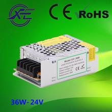 Led 12V 3A 36W switching power supply led strips led bar led module ip20 indoor