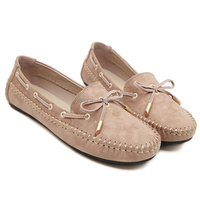 Hot saling soft slip on shoes lady high quality shoes in low prices
