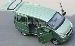 China Owned Brand Jinbei New Not Used Toyota Passenger Van