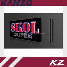 Moulded LED neon skol backlighting light box