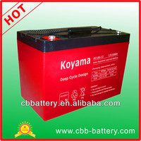 Lead Acid Battery 12V100AH AGM Storage Battery for UPS&Telecom