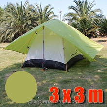 Camping Tent waterproof UV-treatment woven laminated PE tarpaulin