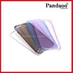 2015 New Arrive 5 Colors Phone Case For Apple Iphone 6 Case Ultra Thin Plastic Case Soft Cover