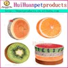 Beautiful design fruit pattern pet mat dog pad