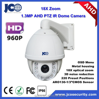 All-in-one design full metal 960p cheep hd ahd ptz camera ip66 waterproof