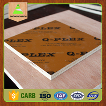 12mm concrete formwork film faced plywood