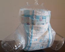 baby diapers in bales/ B grade baby diapers bales stocks