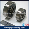 High quality deep groove ball bearing 608Z, high precision,with competitive price, all famous brands from China and abroad