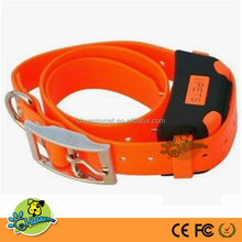 2015 New Design Bluetooth Waterproof Dog Training Collar Remote By i-phone4s/5.1 i-pad2/3