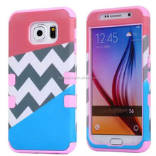 Wave Mixtz Armor Impact Hybrid PC Silicone Cell Phone Back Case Cover For Samsung G9200