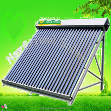 Designed For tall buildings design of the balcony solar water heater