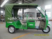 Electric motorised tricycle for passenger