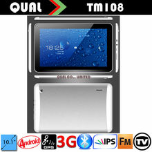 Hot! tablet sim 3g bluetooth gps 10.1 with MTK8382 Quad Core 3G Calling Bluetooth FM TV Android 4.4 B