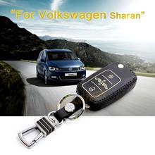 keychain vw for volkswagen sharan 2012 Second Generation car case holder key chain