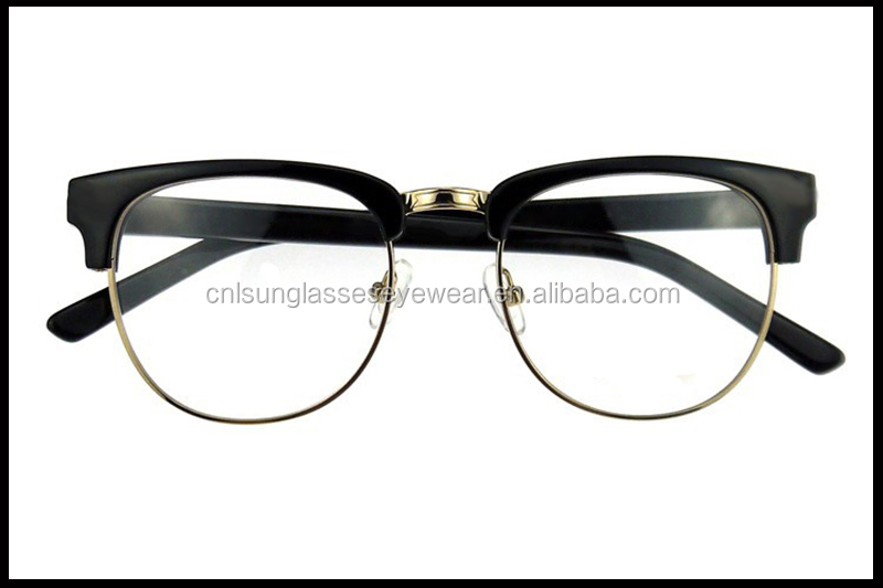 Eyeglass Frames 2015 : New Combination Model 2015 Popular Designer Eyeglass ...
