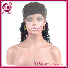 Direct Factory Price Custom Soft And Smooth Human Lace Full Hair Philippine Free Wig Catalogs