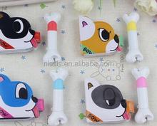 Customized Bone Shape Plastic Ball Pen Bone Shaped Plastic Ball Pen For Promotional