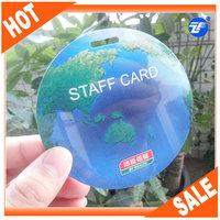 hot selling irregular shape RFID mini card