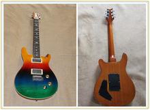 Gradient electric guitar, solid wood guitar,6 string electric guitar