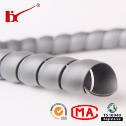 plastic spiral guard hose propector with TS16949