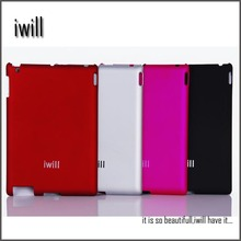 tablet blank case PC case for ipad2/3/4 with uv printing