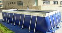 Best price for galvanized steel swimming pool
