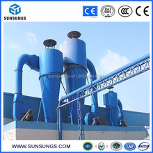 Industrial ventilation and dust removal easy to manage and maintain axial flow cyclone