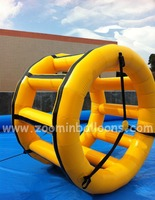high quality inflatable water wheel ball with big discount WB03(1)