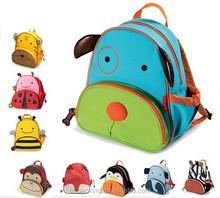 Zoo Animal design toddler kid lunch backpack bag children , kid backpack bag