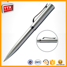 Eco recycled paper pen,advertising ball pen,metal aluminum pen