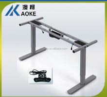 ergonomic height adjustable working table desk