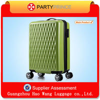 Luxury Design Your Own ABS Suitcase Size In cm For Travel With Spinner Wheels