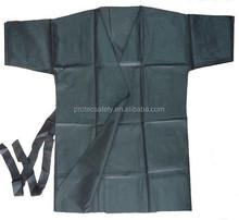 Disposable nonwoven kimono,PP Disposable Massage Kimono