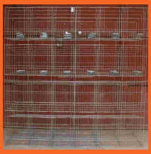 Aviary Cages For Rabbit 3 Story/ Two Storey Rabbit Cage Rack