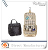 Factory direct selling various polyester hanging cosmetic travel bag