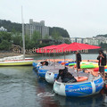 7 assentos new água barco de resgate