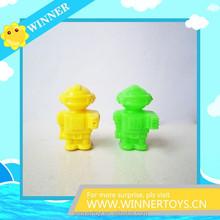 Hot summer plastic robot water gun